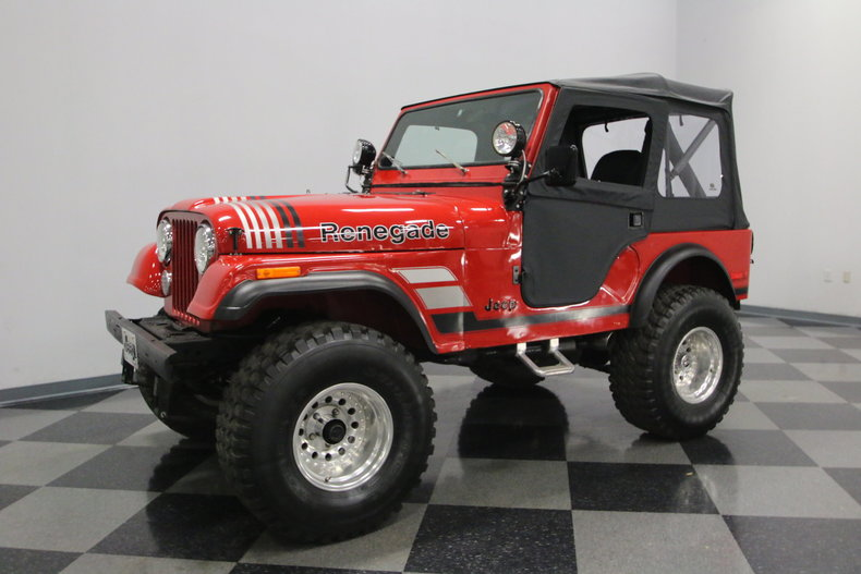 1980 jeep cj5 for sale 86301 mcg. Black Bedroom Furniture Sets. Home Design Ideas