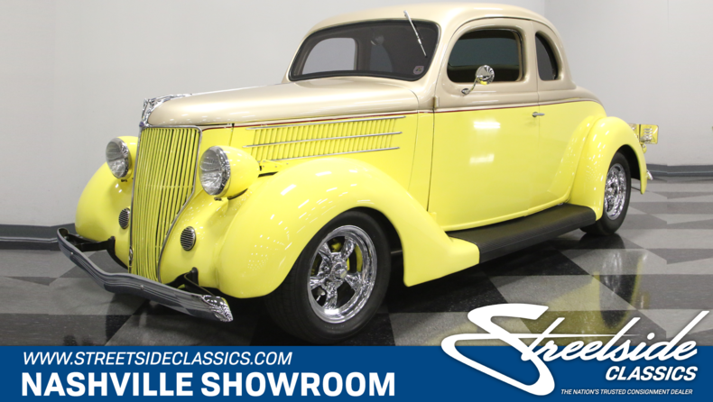 For Sale: 1936 Ford 5-Window