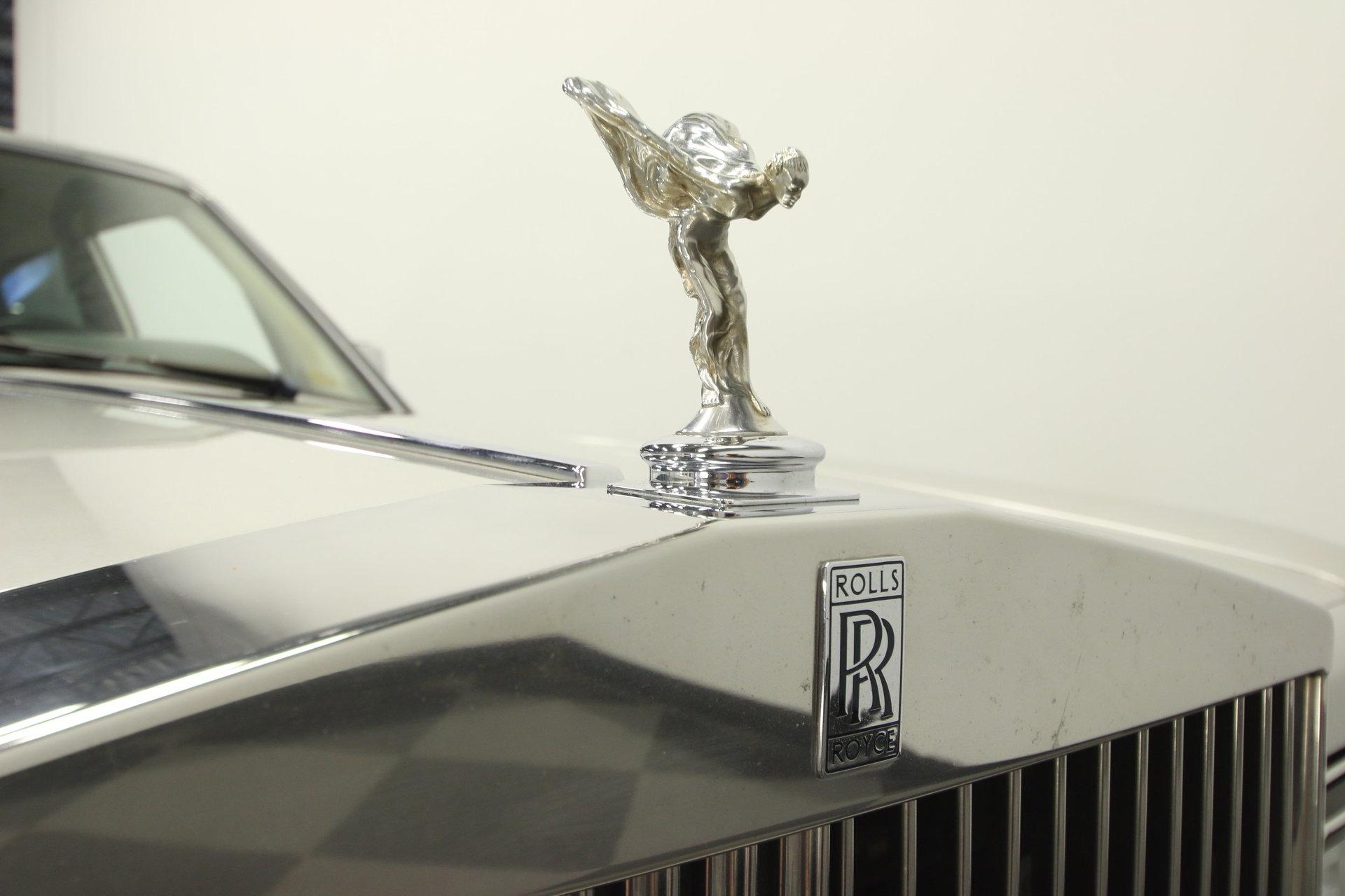 1990 Rolls Royce Silver Spur Ii Streetside Classics The Nations
