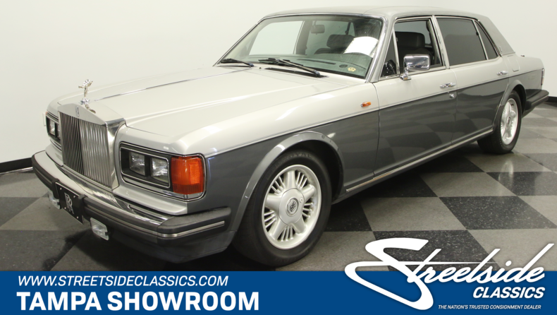 For Sale: 1990 Rolls-Royce Silver Spur II