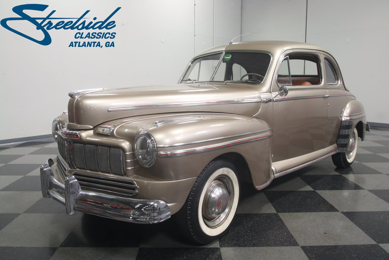 For Sale: 1946 Mercury Eight