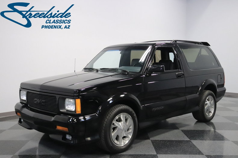 For Sale: 1992 GMC Typhoon