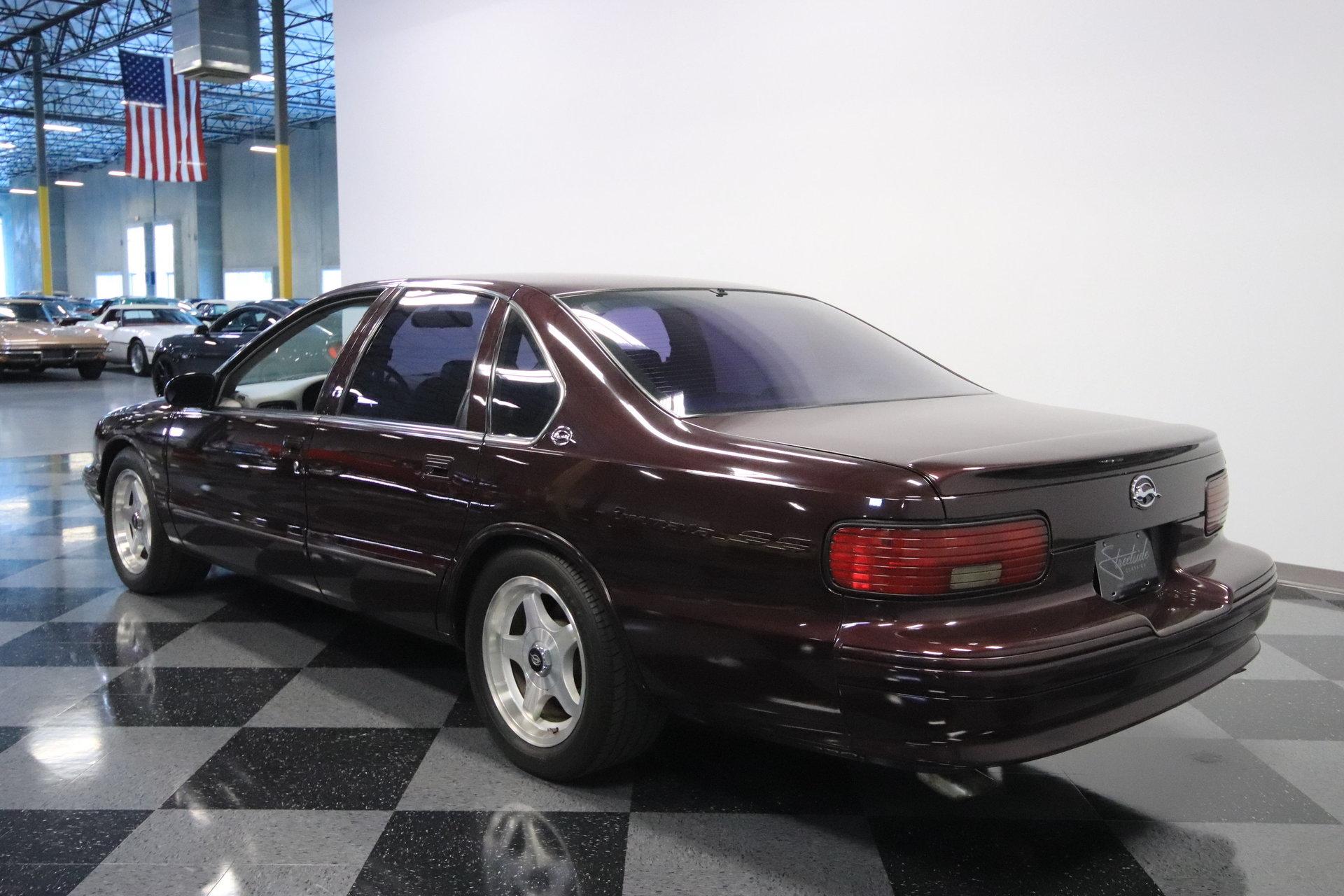 1995 chevrolet impala streetside classics the nation s trusted rh  streetsideclassics com 1996 Impala SS 1997 Impala SS