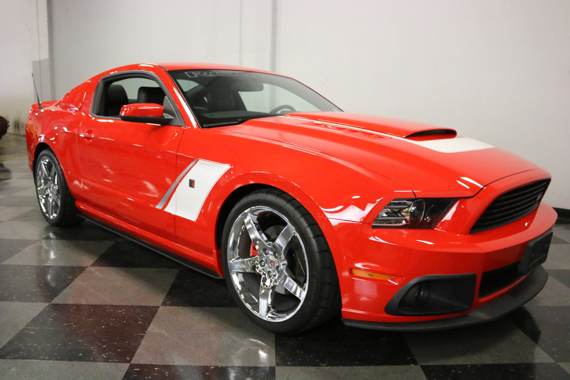 2014 ford mustang roush stage 3 for sale 83248 mcg. Black Bedroom Furniture Sets. Home Design Ideas