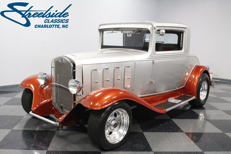 For Sale: 1931 Chevrolet 3 Window Coupe