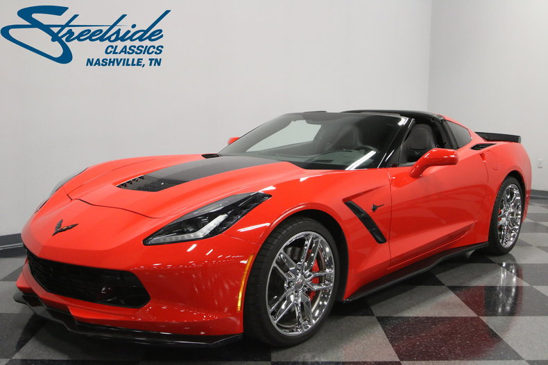 For Sale: 2016 Chevrolet Corvette