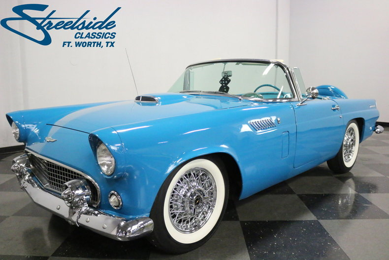 1956 Ford Thunderbird Streetside Classics The Nations Trusted