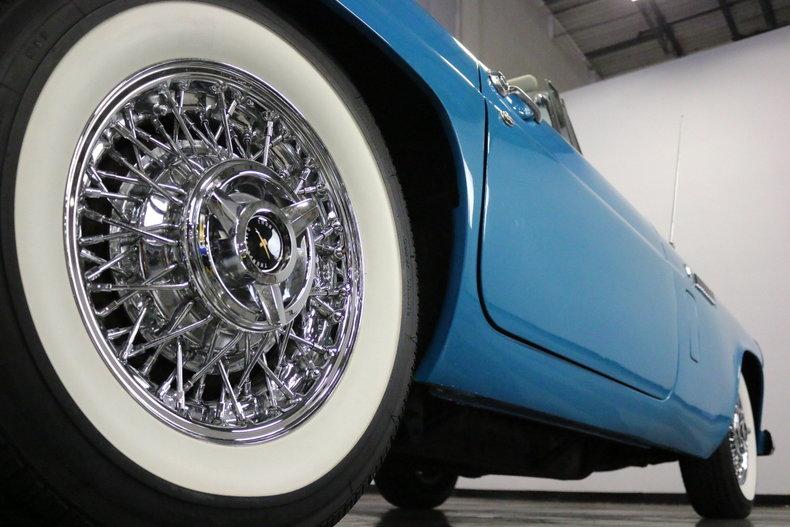 1956 Ford Thunderbird | Streetside Classics - The Nation\'s Trusted ...