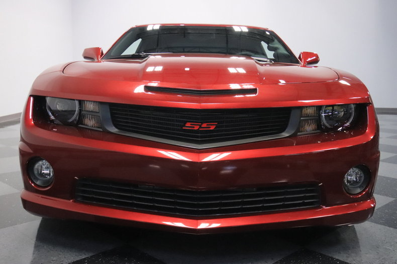 2011 chevrolet camaro 2ss callaway for sale 82728 mcg. Black Bedroom Furniture Sets. Home Design Ideas