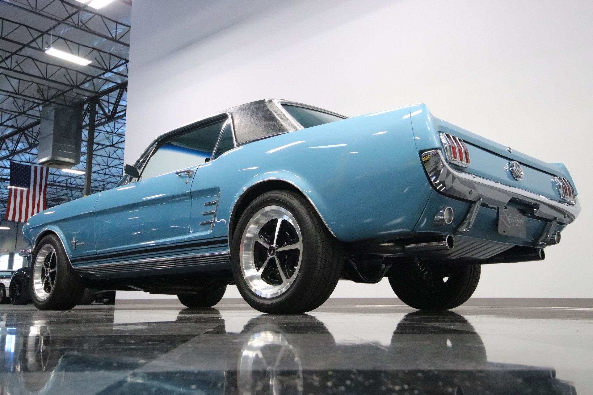 1966 Ford Mustang | Streetside Classics - The Nation\'s Trusted ...