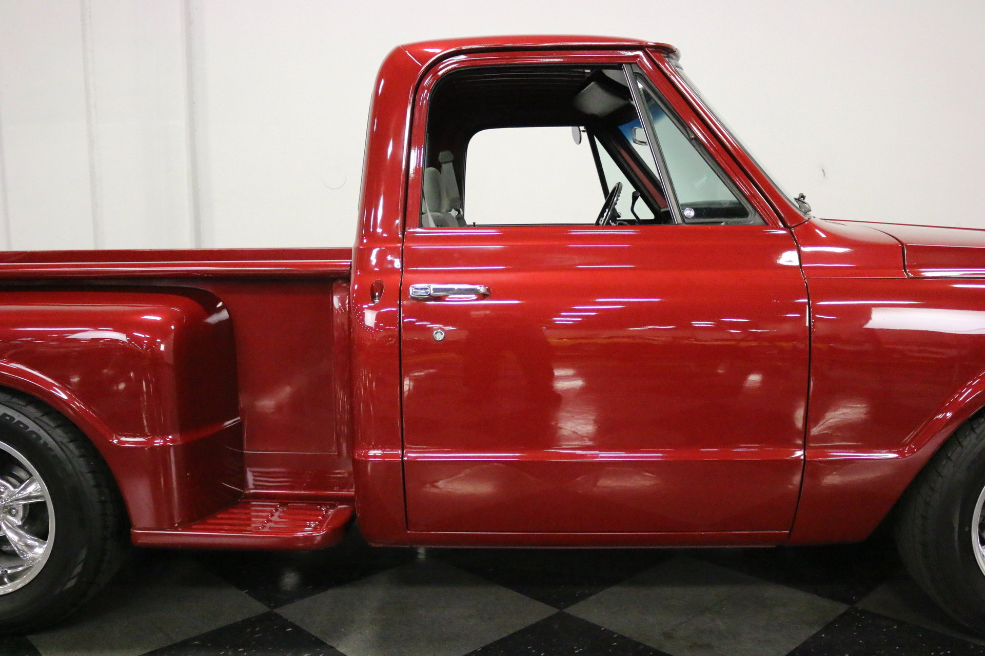 1968 Chevrolet C10 Stepside For Sale 83612 Mcg Chevy Pickup Truck
