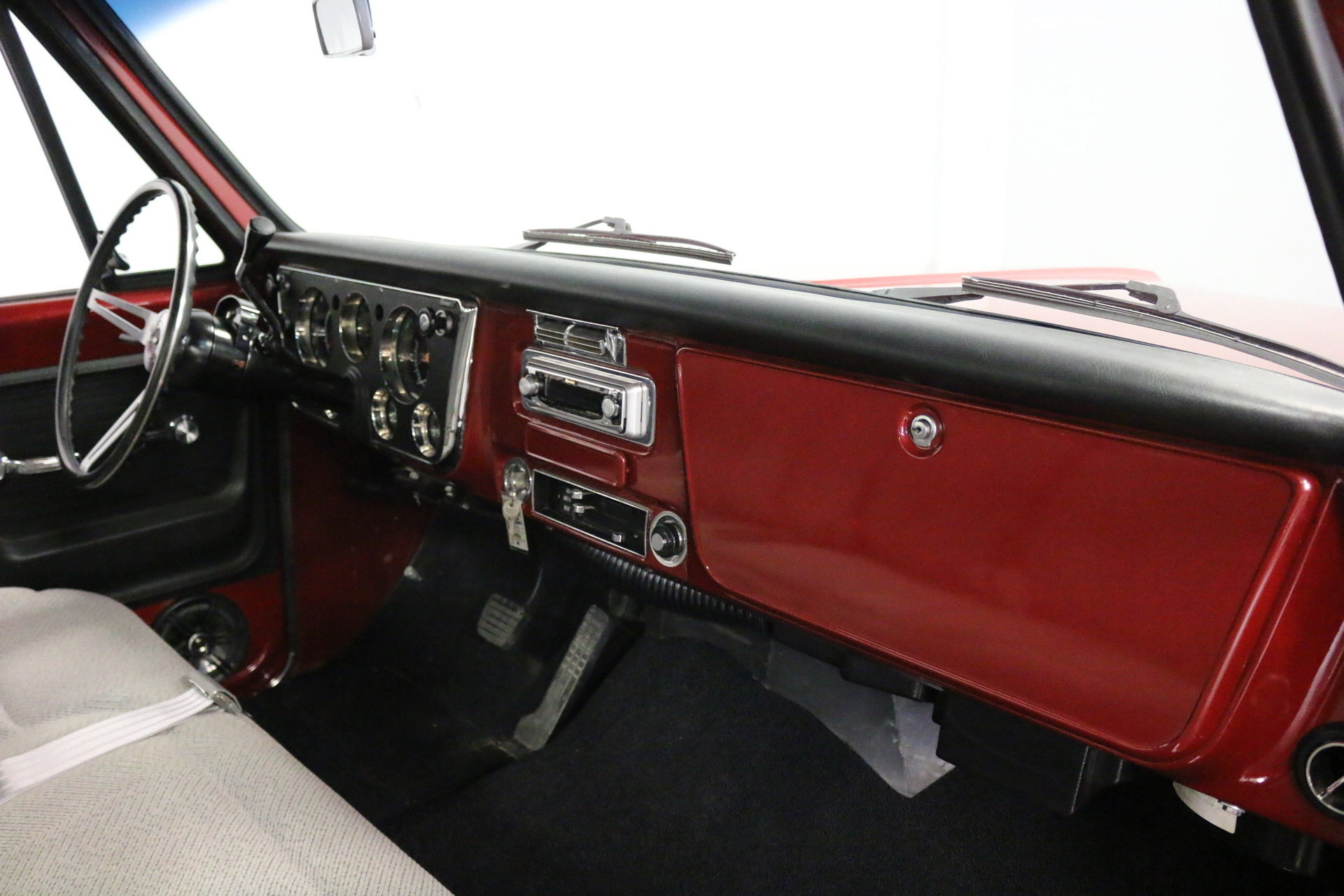 1968 Chevrolet C10 Stepside For Sale 83612 Mcg Chevy