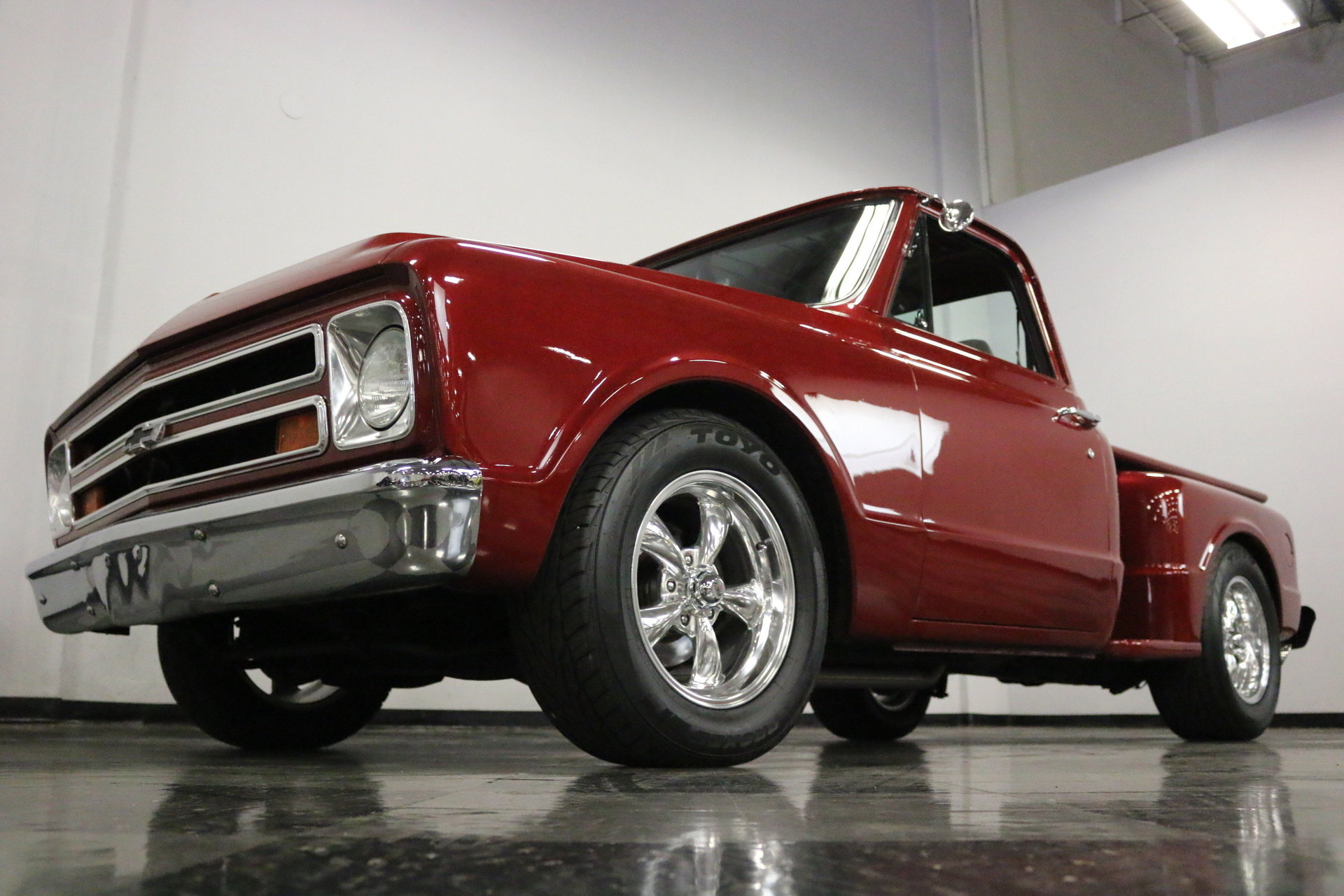 1968 Chevrolet C10 Stepside for sale #83612 | MCG