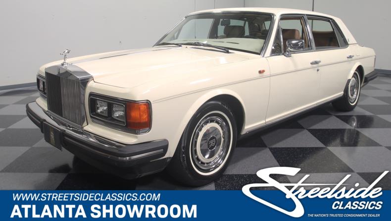 For Sale: 1990 Rolls-Royce Silver Spur II
