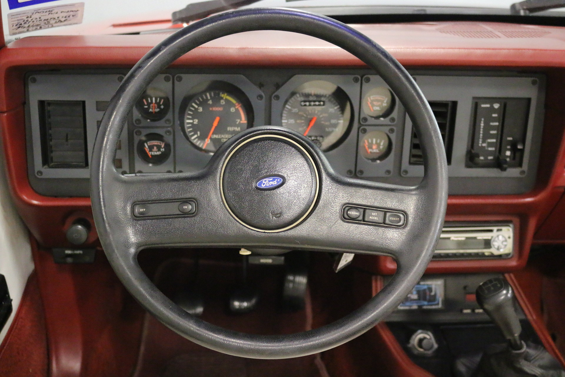 1986 Ford Mustang Streetside Classics The Nations Trusted Gt View 360