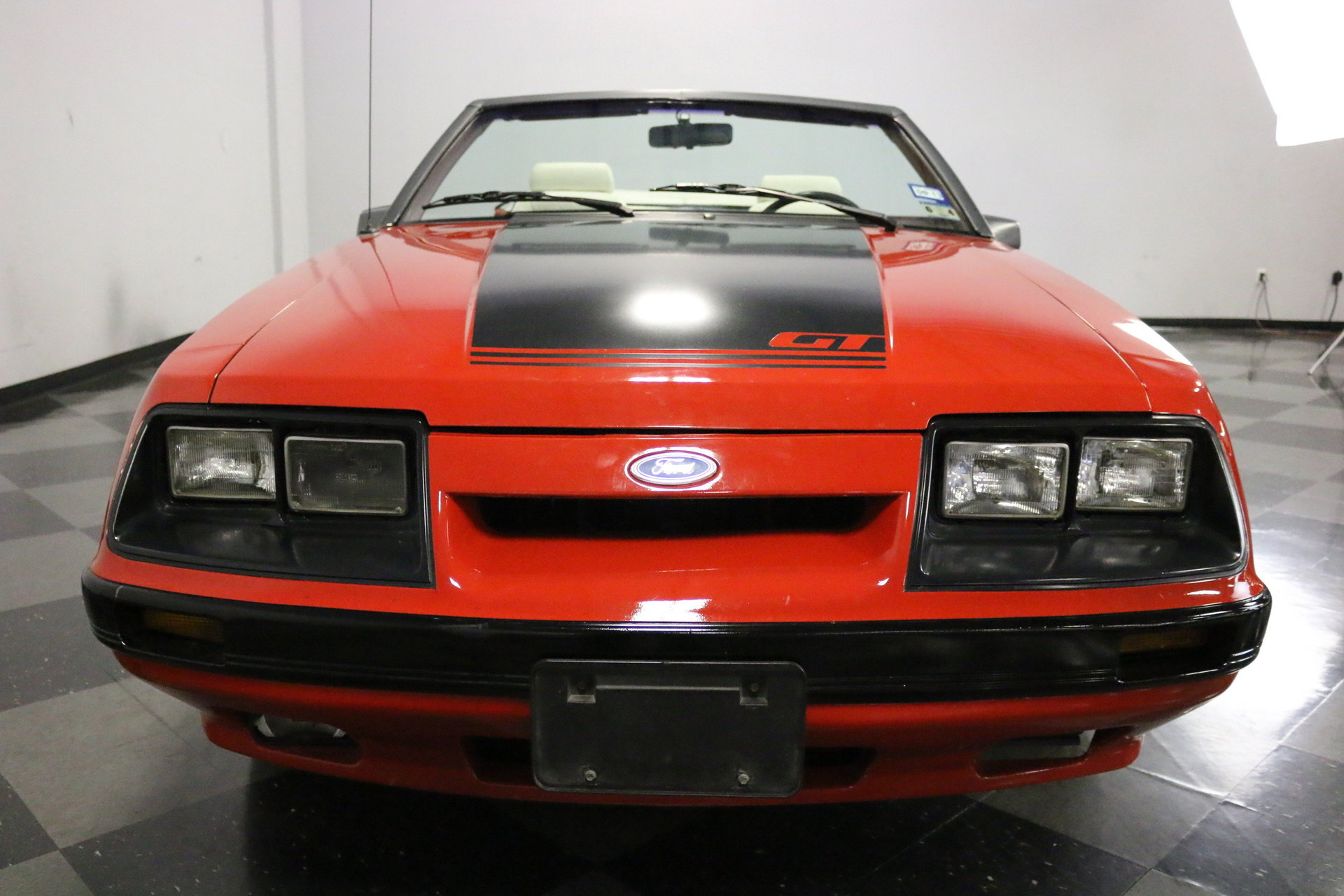 1986 Ford Mustang Gt For Sale 83685 Mcg
