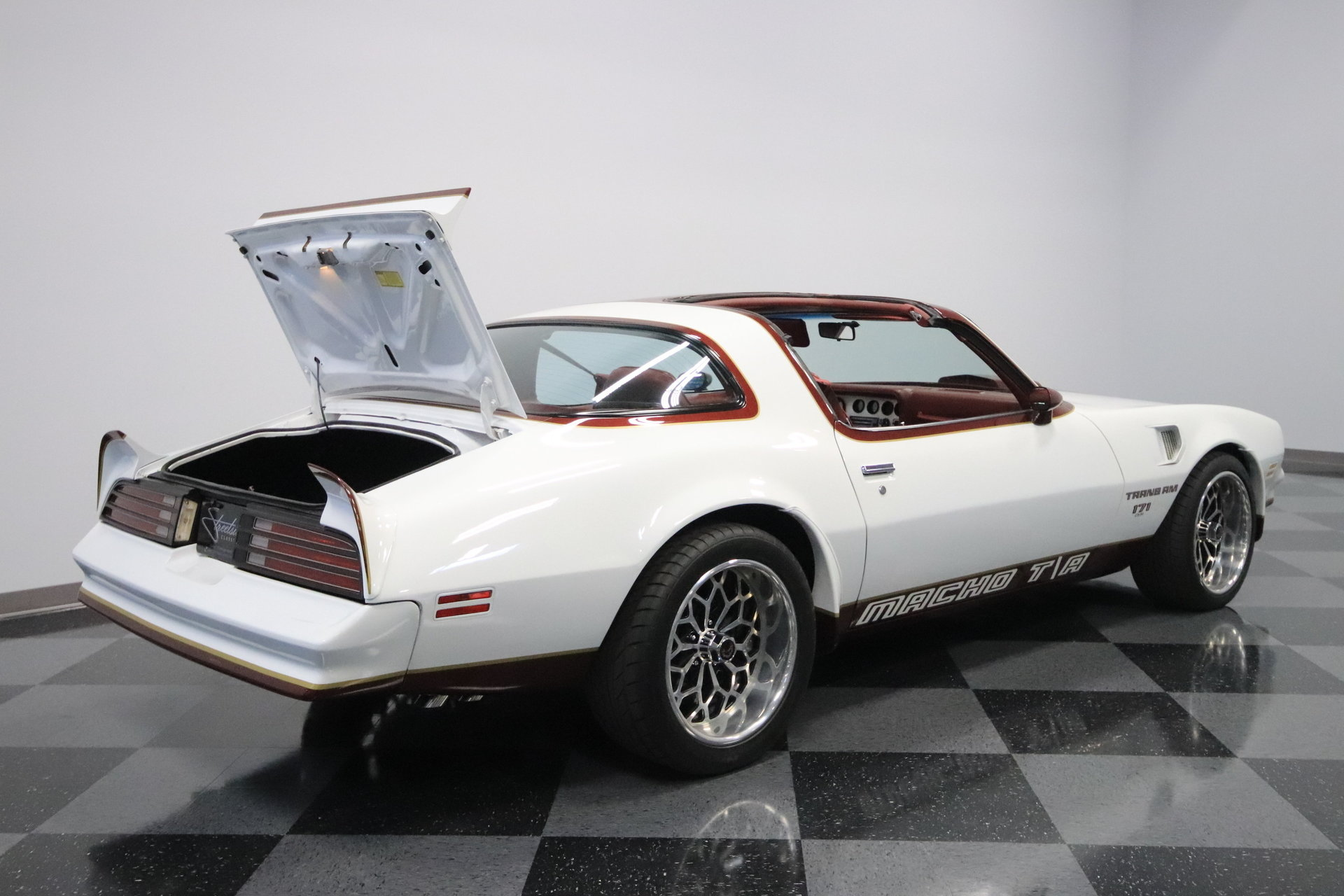 1978 pontiac firebird trans am dkm macho for sale 82921 mcg. Black Bedroom Furniture Sets. Home Design Ideas