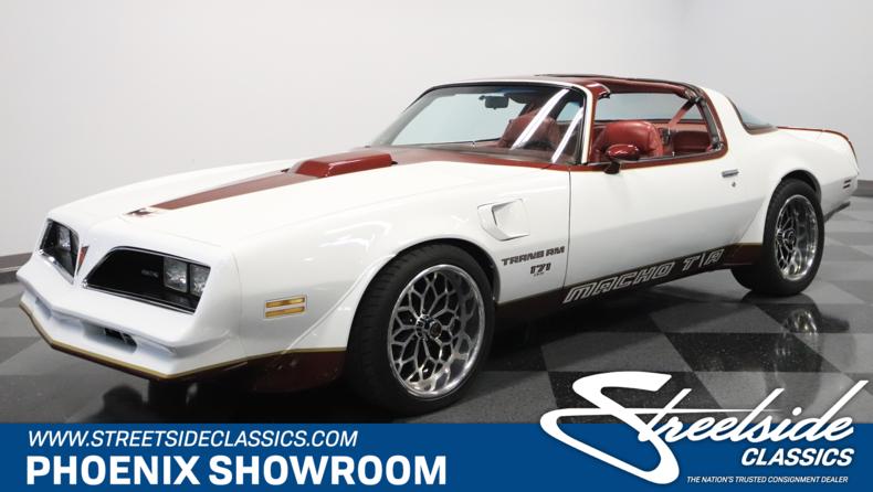 For Sale: 1978 Pontiac Firebird