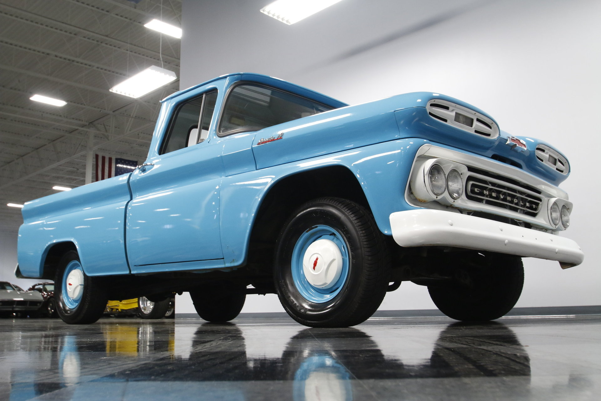 1961 Chevrolet Apache For Sale 83679 Mcg Pick Up