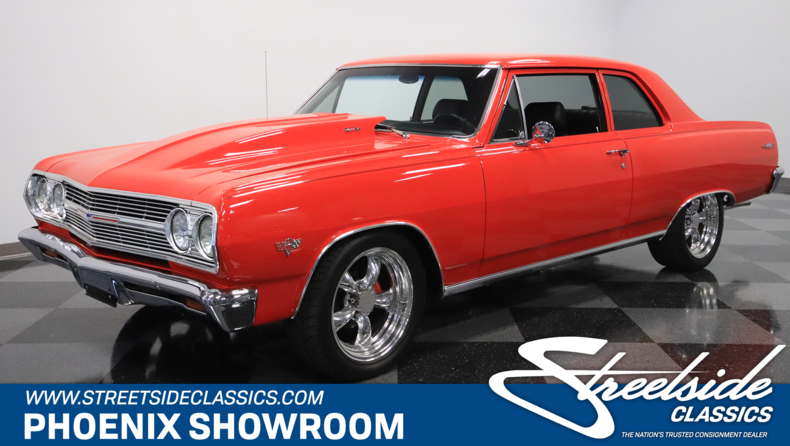 For Sale: 1965 Chevrolet Chevelle