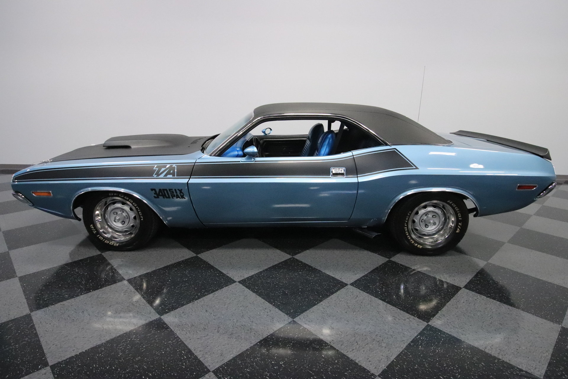 1970 Dodge Challenger T A Six Pack For Sale 83417 Mcg