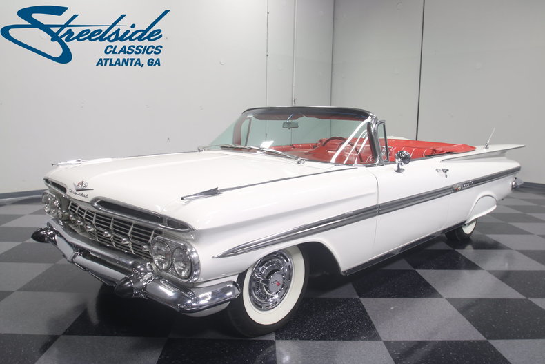 For Sale: 1959 Chevrolet Impala