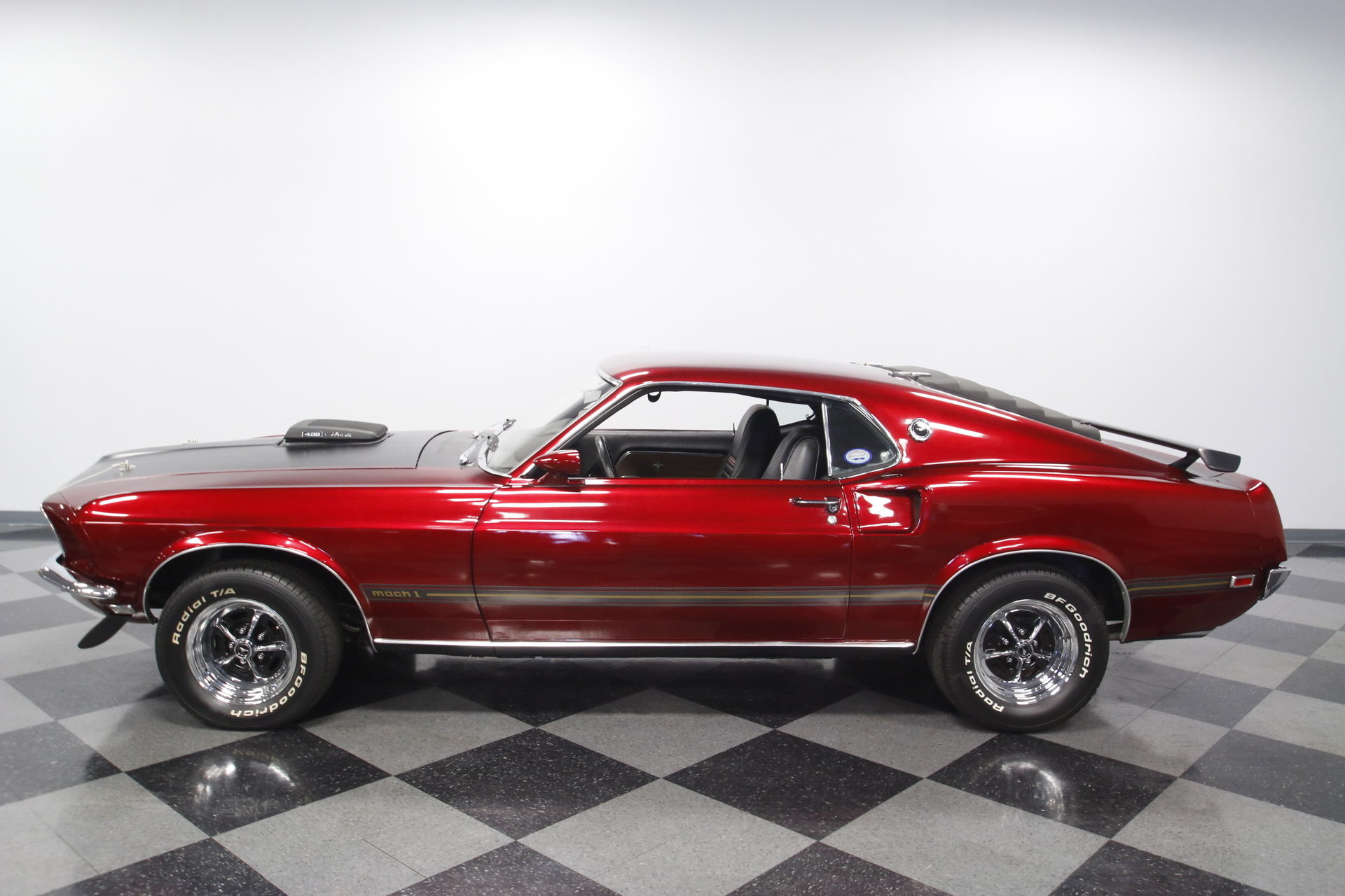 1969 Ford Mustang Streetside Classics The Nations Trusted Mach 1 Show More Photos