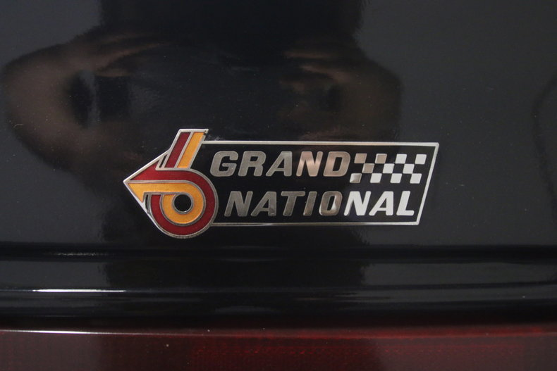 1986 1986 Buick Grand National For Sale