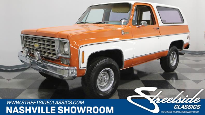 For Sale: 1976 Chevrolet K5