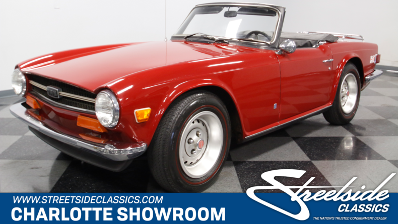For Sale: 1973 Triumph TR6