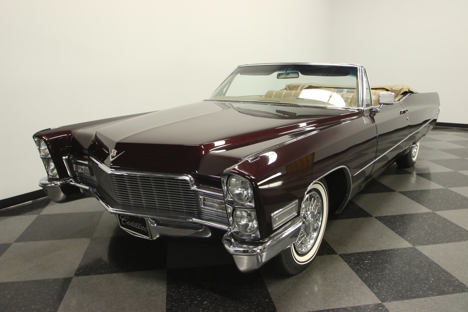 1968 Cadillac Deville Convertible For Sale  83775