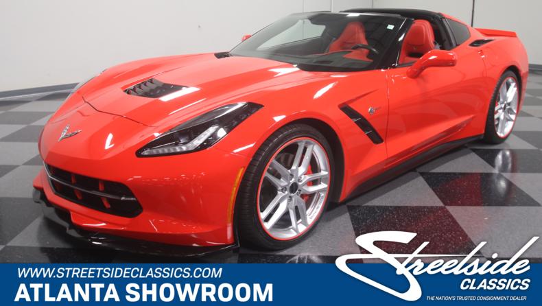 For Sale: 2014 Chevrolet Corvette