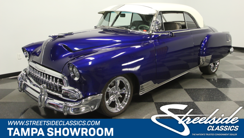 For Sale: 1951 Chevrolet Bel Air