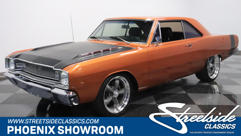 For Sale: 1967 Dodge Dart