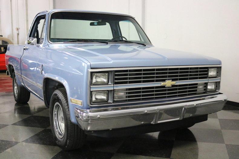 1984 1984 Chevrolet C10 For Sale