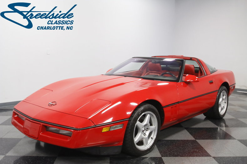 For Sale: 1990 Chevrolet Corvette