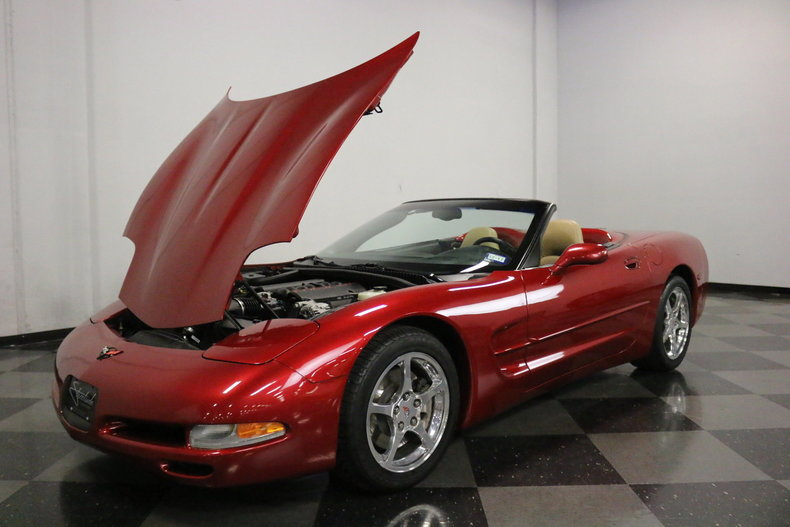 2004 2004 Chevrolet Corvette For Sale