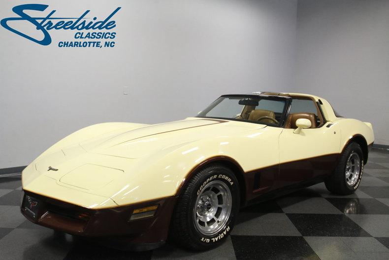 For Sale: 1981 Chevrolet Corvette