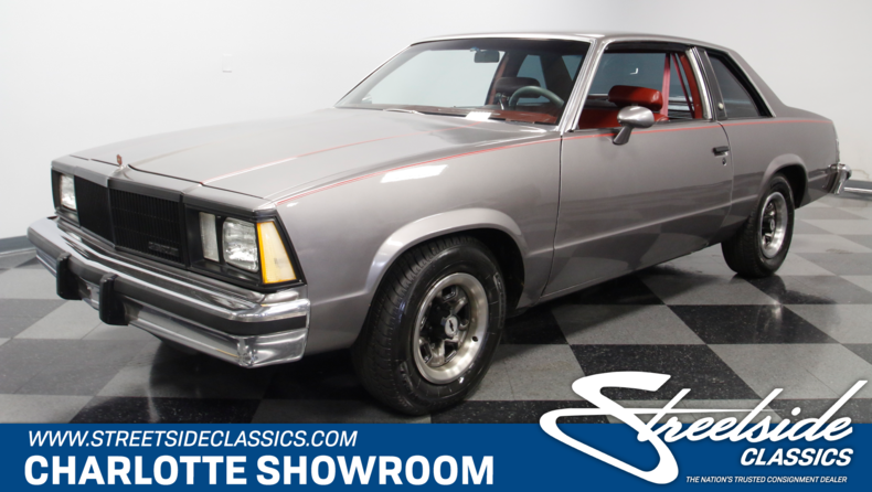 For Sale: 1980 Chevrolet Malibu