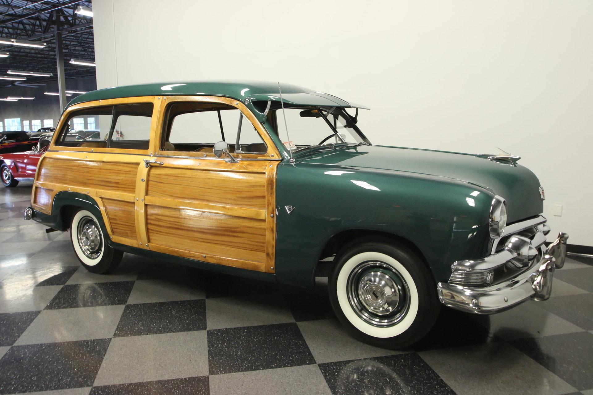 Dd C Hd Ford Woody Wagon