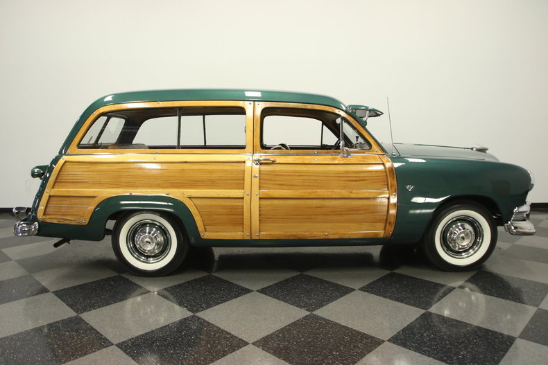 Low Res Ford Woody Wagon