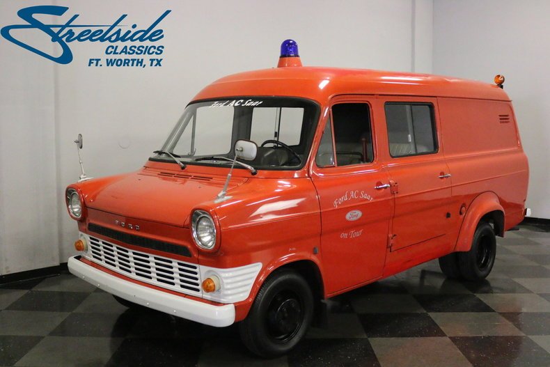 For Sale: 1968 Ford Transit