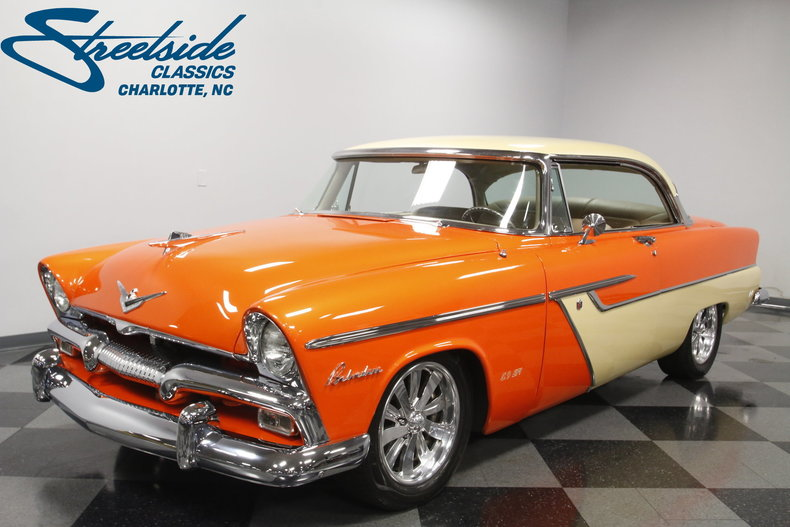 For Sale: 1955 Plymouth Belvedere