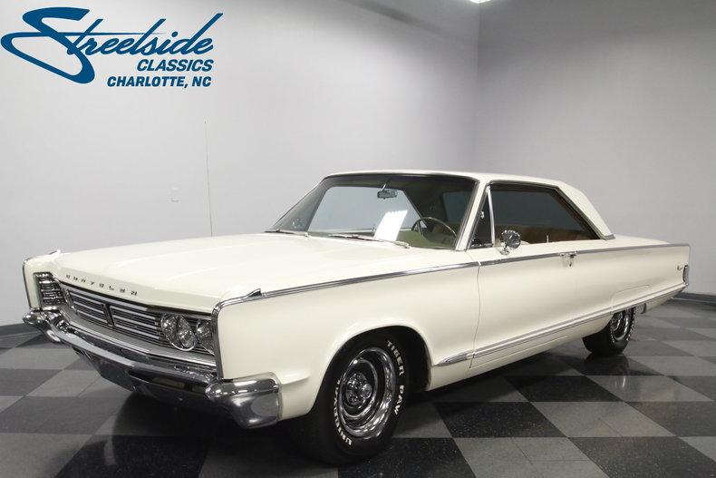 For Sale: 1966 Chrysler Newport