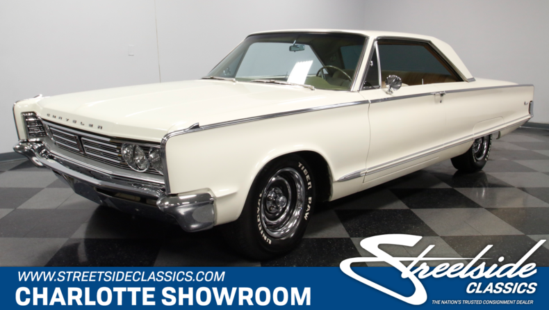 For Sale: 1966 Chrysler Newport