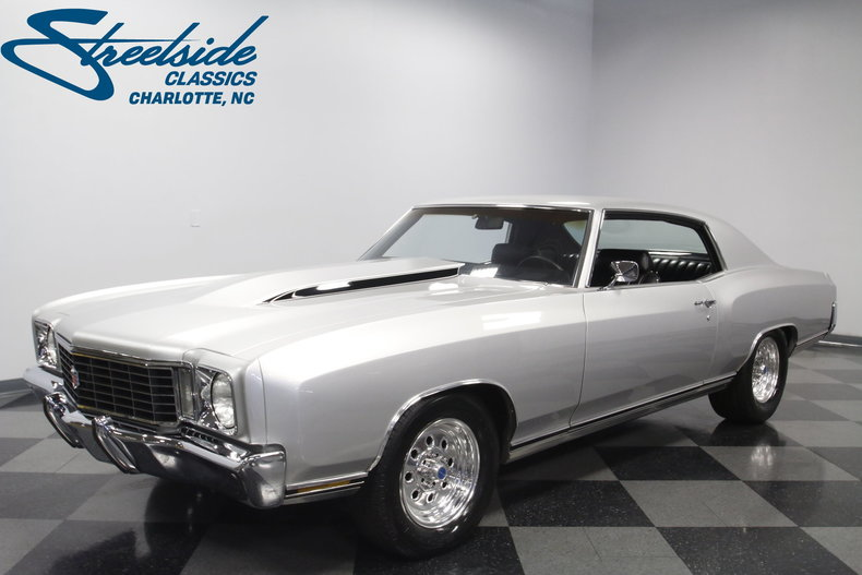 For Sale: 1972 Chevrolet Monte Carlo