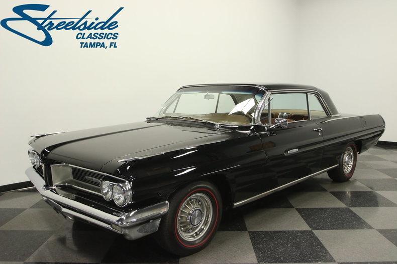 For Sale: 1962 Pontiac Grand Prix