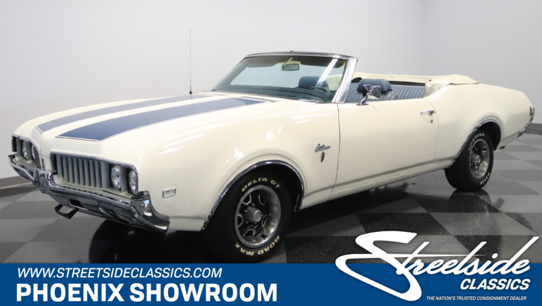 For Sale: 1969 Oldsmobile Cutlass
