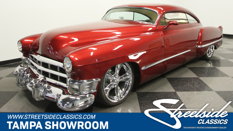 For Sale: 1949 Cadillac Series 62 Coupe Custom