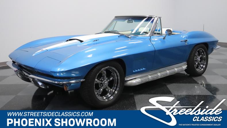 For Sale: 1967 Chevrolet Corvette